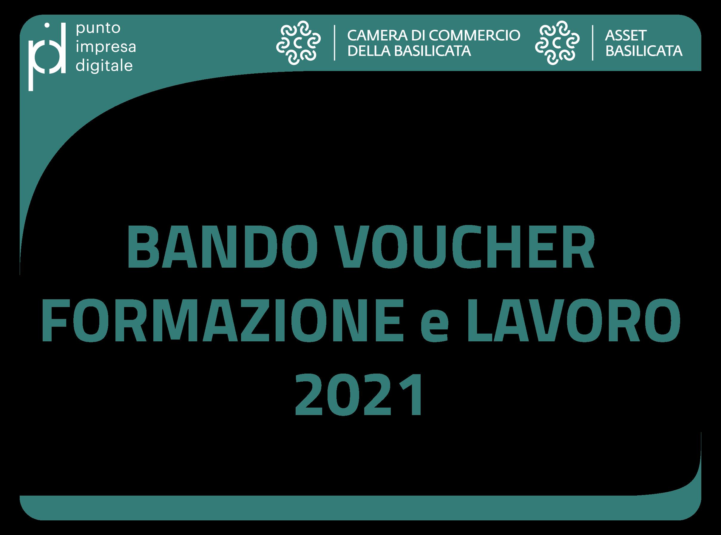 Bando Voucher Formazione e Lavoro 2021