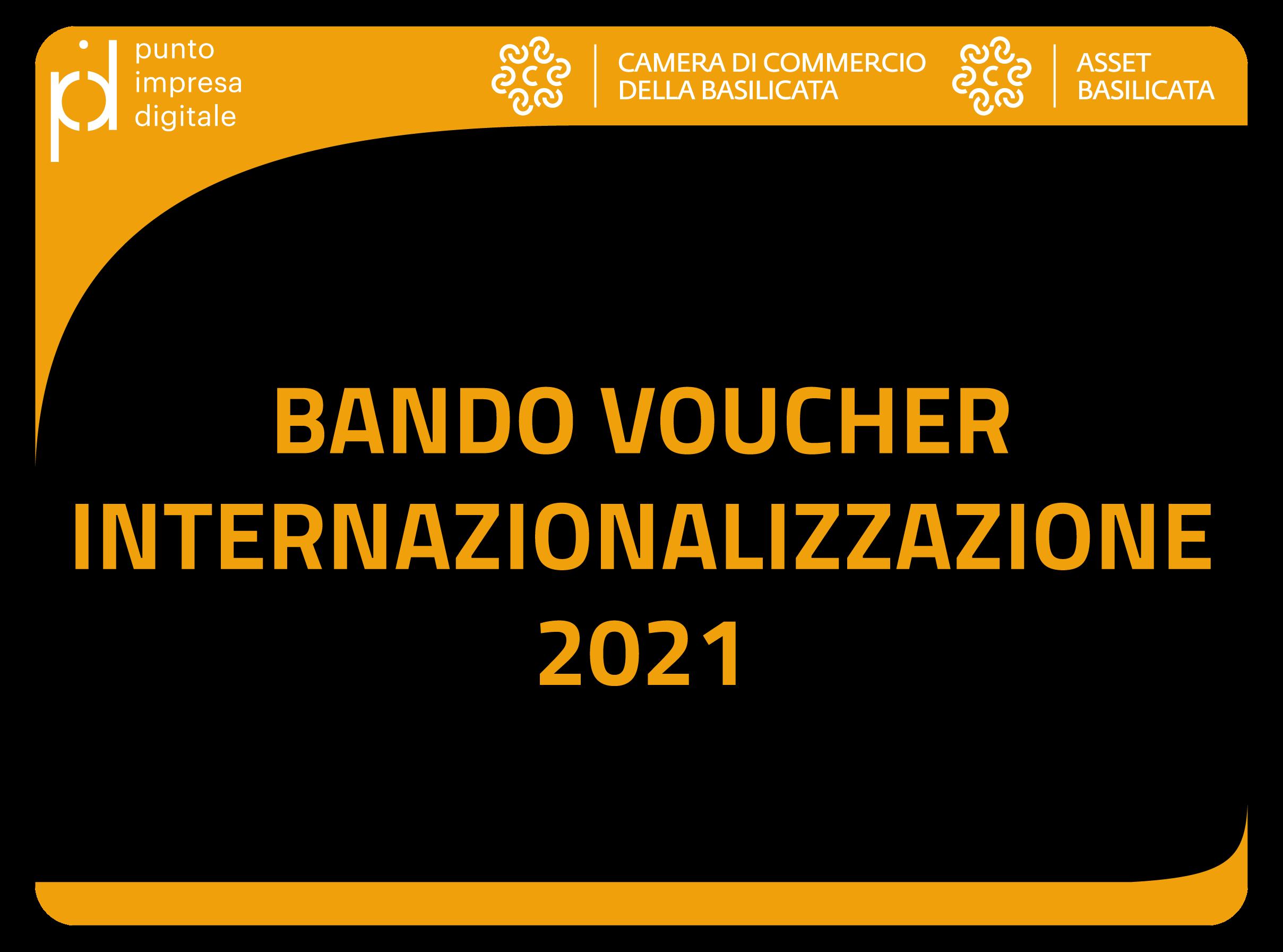 Bando Voucher Internazionalizzazione 2021