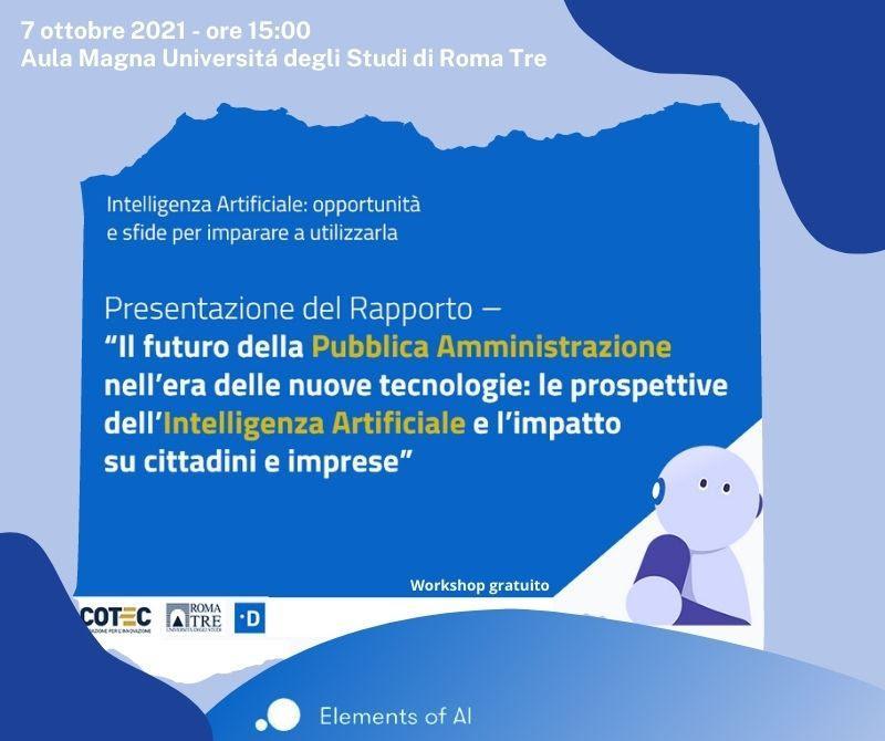 Ma l'Italia usa l'Intelligenza Artificiale?